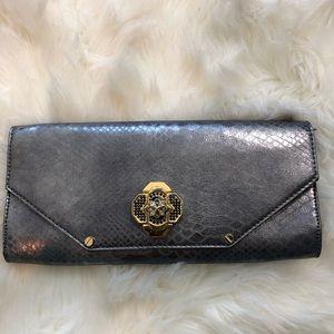 Ann Taylor clutch bag